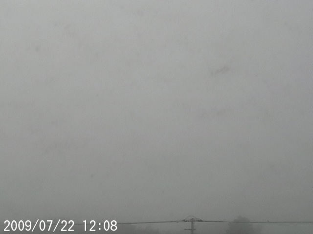 濃霧 2009-7-22