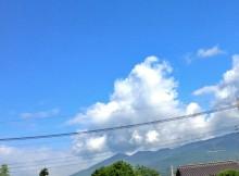 Blue Sky 青空 2014-7-12