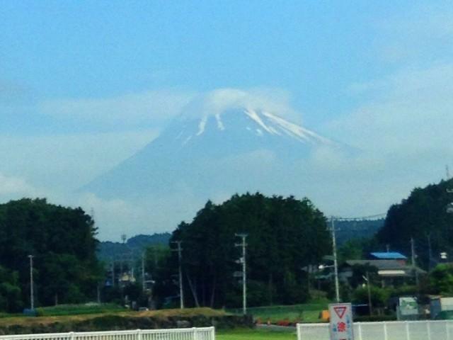 Mt. Fuji 富士山 2014-7-9