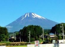 Mt.Fuji 富士山 2014-7-8