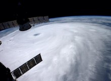 台風8号 Neoguri