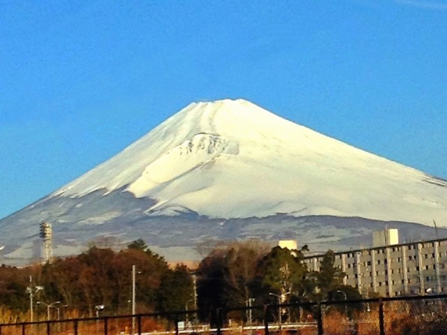 Mt.Fuji 富士山 2015-02-19